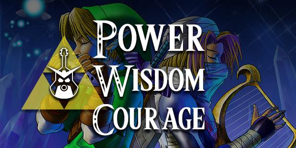 Power Wisdom Courage Show