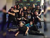 Mega Mania Group Photo